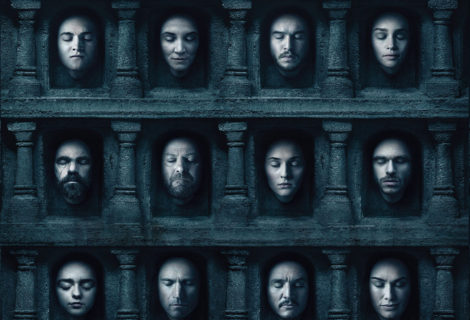 Game of Thrones Minimalist GIF Animasyonları