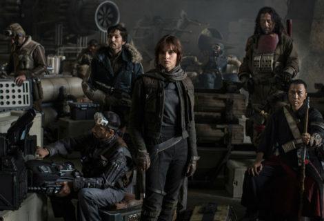 Rogue One : A Star Wars Story üzerine
