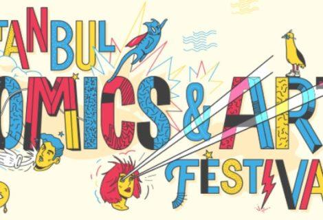23-25 Eylül, Istanbul Comics & Art Festival ile Renkleniyor