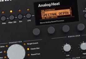 Elektron yeni ürününü açıkladı : Analog Heat