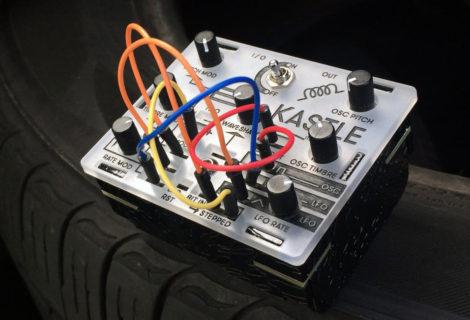 Bastl instruments 'den yeni bir modular synth : Kastle