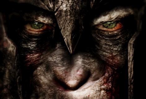 War for the Planet of the Apes filmi için yeni fragman