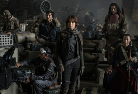 Rogue One : A Star Wars Story üzerine